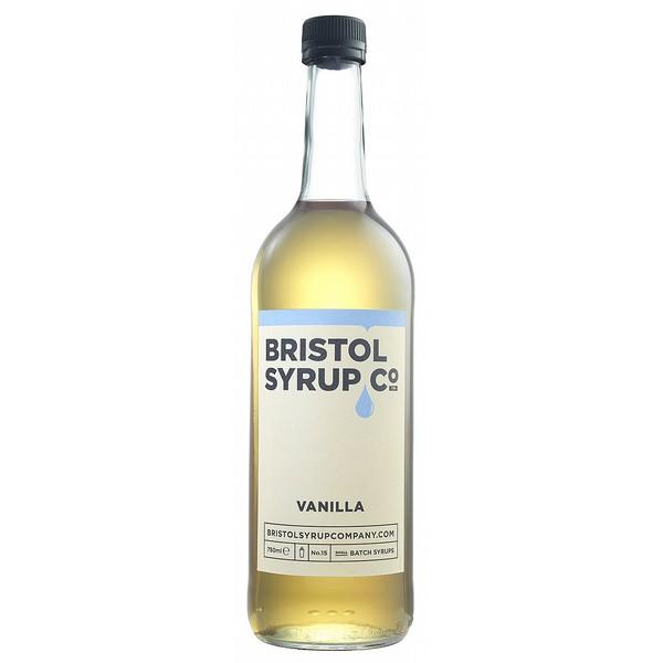 Bristol Syrup Co Vanilla