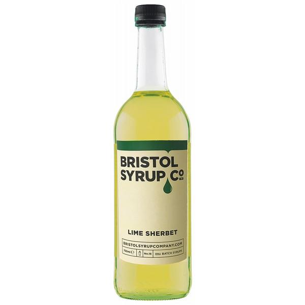 Bristol Syrup Co Lime Sherbet