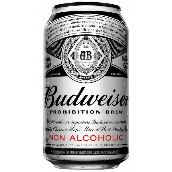 Budweiser Prohibition Can
