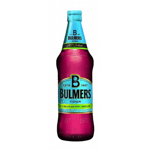 Bulmers Blueberry & Lime