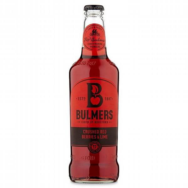Bulmers Red Berries & Lime