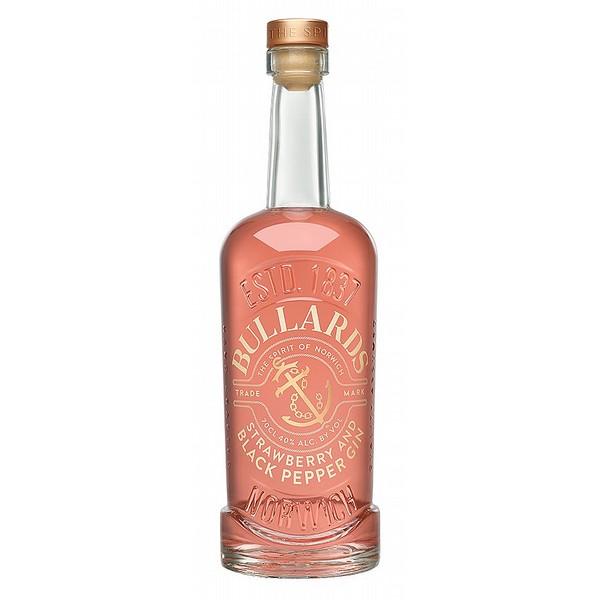 Bullards Strawberry & Black Pepper Gin