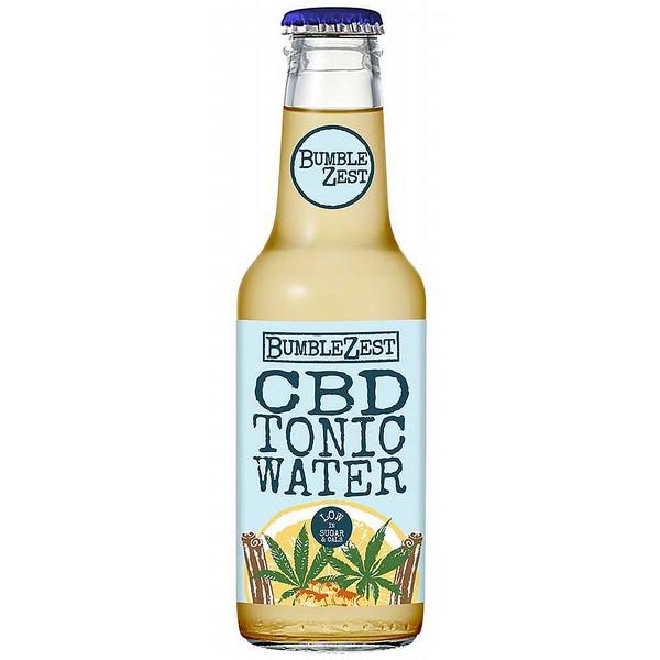 Bumblezest CBD Tonic Water