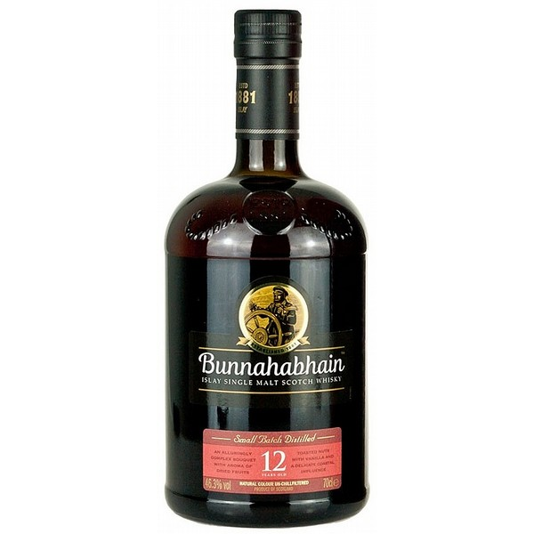 Bunnahabhain 12 Year Old Malt Whisky
