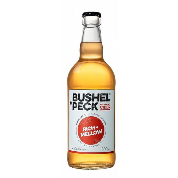 Bushel + Peck Rich + Mellow Cider
