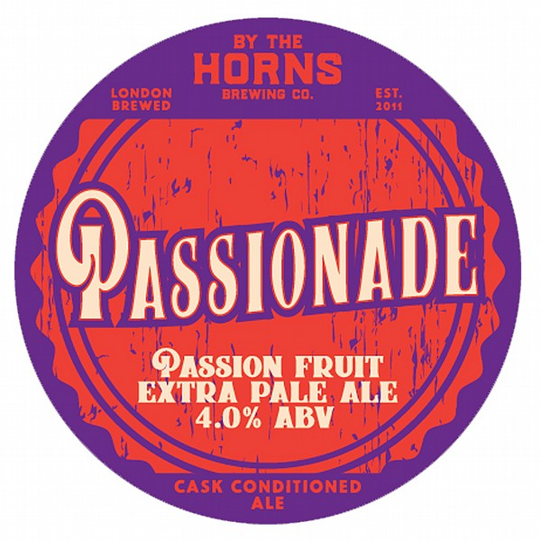 By The Horns Passionade Cask