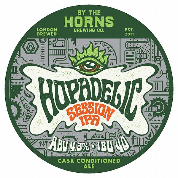 By The Horns Hopadelic Cask