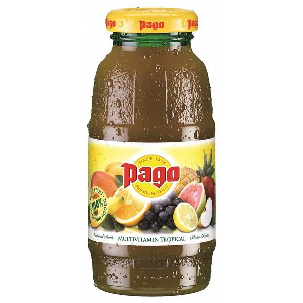Pago Multivitamin Tropical Juice