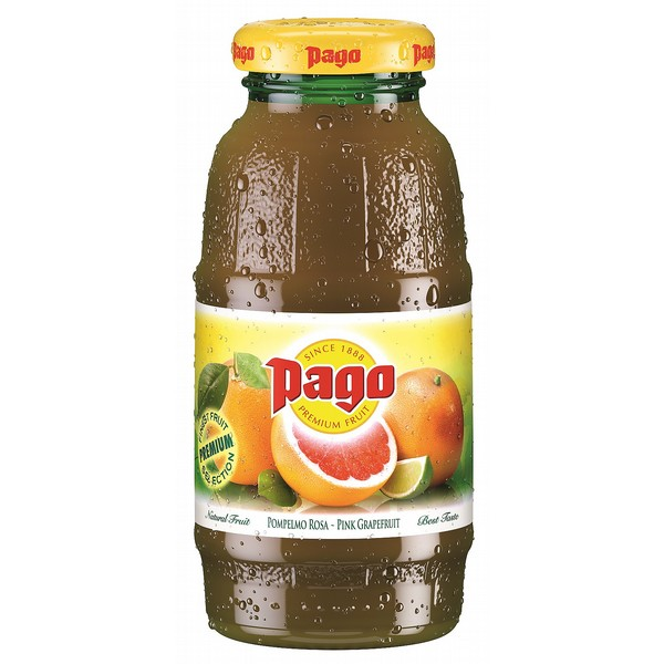 Pago Pink Grapefruit Juice