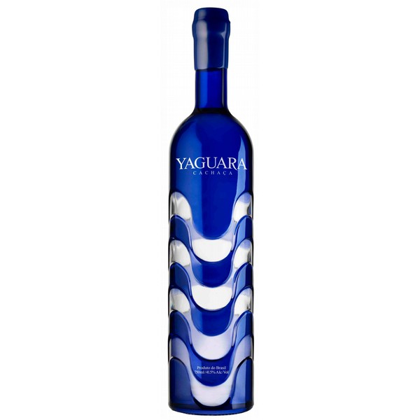 Yaguara Cachaca Blue Organic