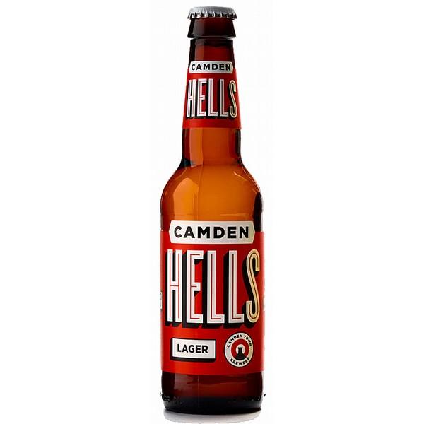 Camden Hells Lager