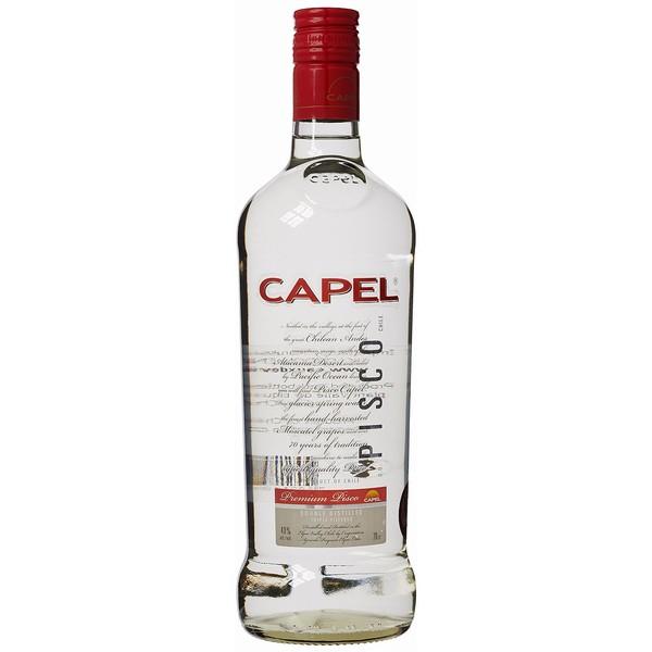 Capel Pisco 2D Transperente