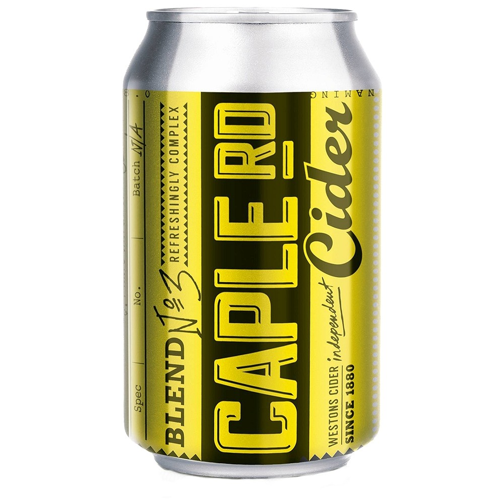 Caple Drinks Cans