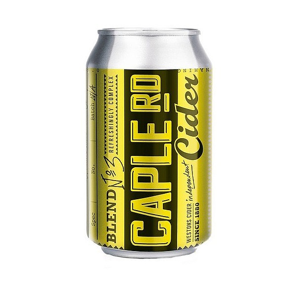 Caple Rd Cider Cans