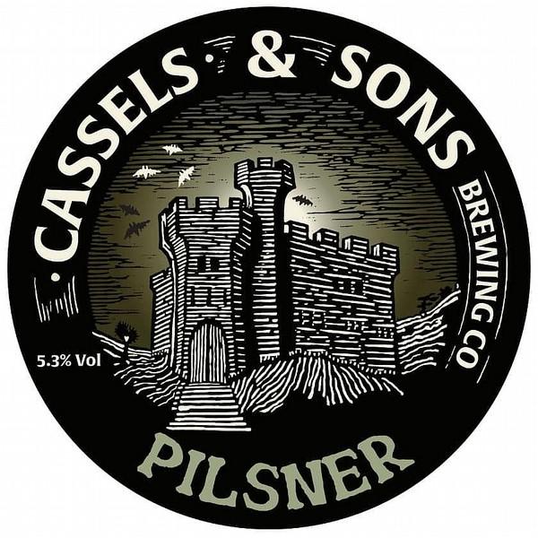 Cassels & Sons NZ Pilsner