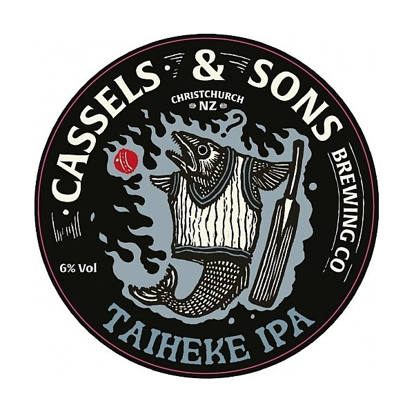 Cassels & Sons Taiheke IPA