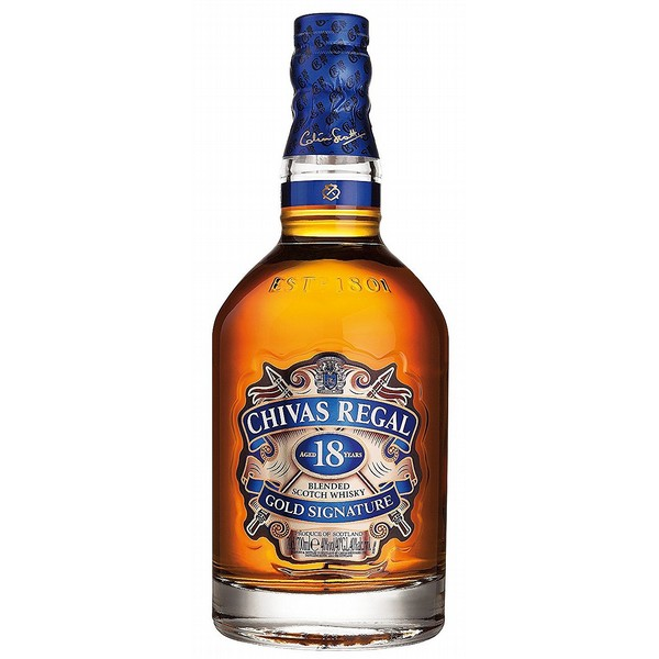 Chivas Regal Whisky 18 Year Old