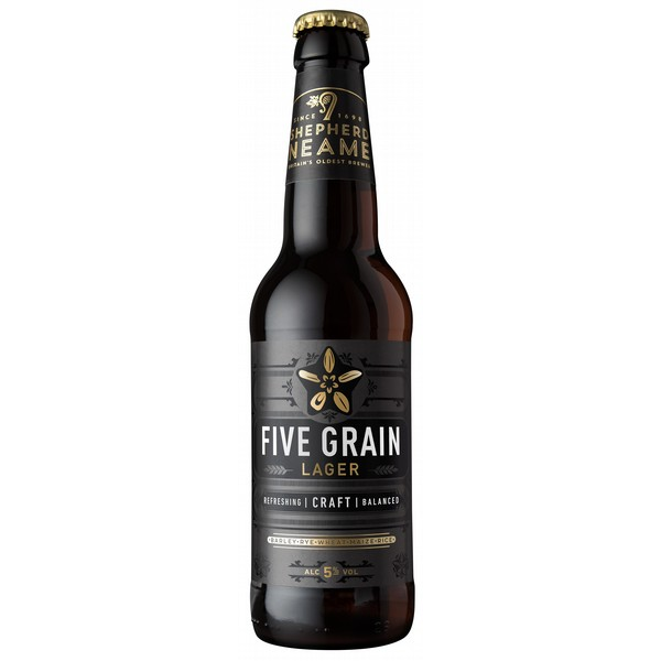 Five Grain Lager