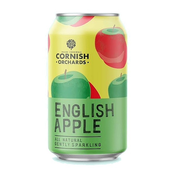 Cornish Orchards English Apple Cans