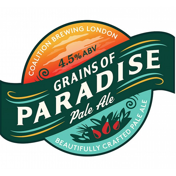 Coalition Brewing Grains of Paradise