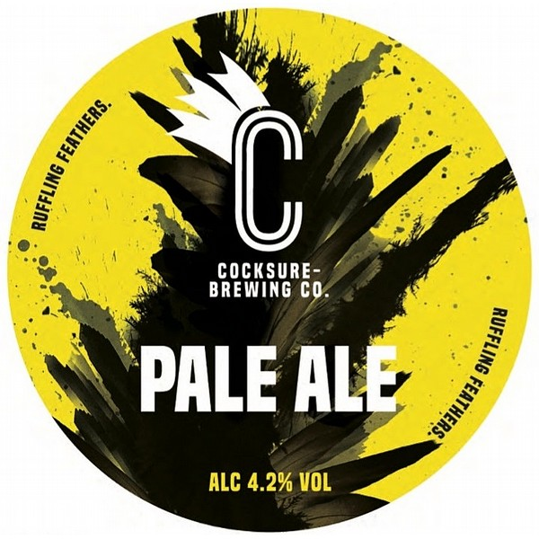 Cocksure P'ALE Cask