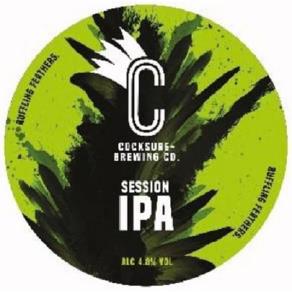 Cocksure Session IPA Cask