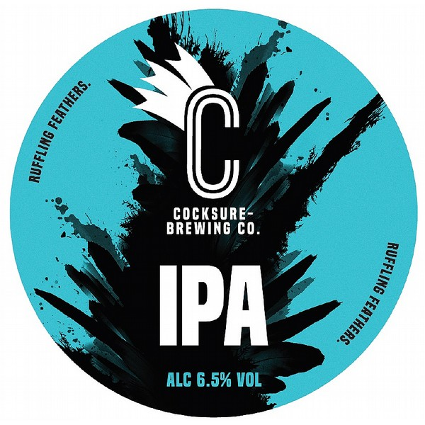 Cocksure Brewing IPA Cask