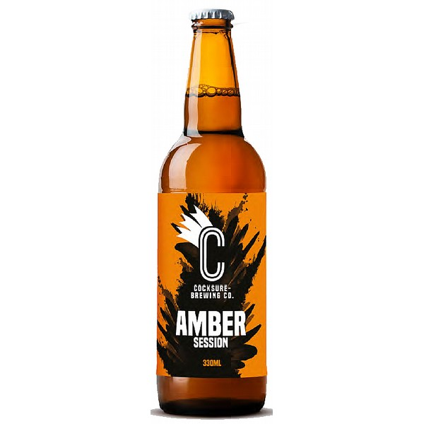 Cocksure Amber Session