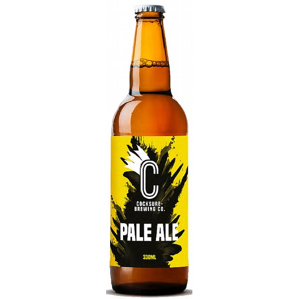 Cocksure Pale Ale