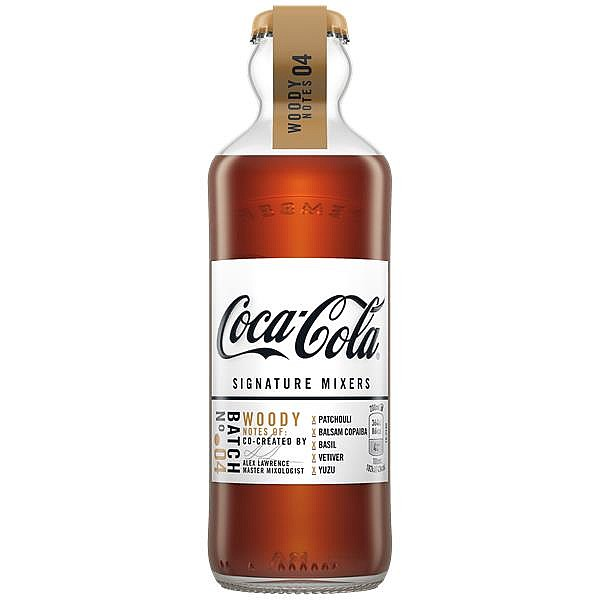 Coca-Cola Signature Mixers Woody