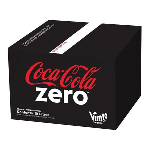 Coke Zero BIB