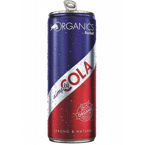 Organics by Red Bull: Simply Cola