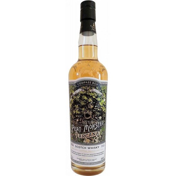 Compass Box Peat Monster Aranca