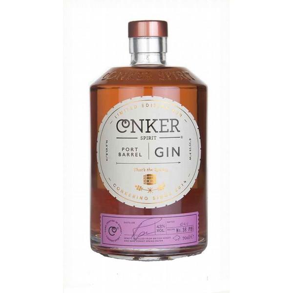 Conker Port Barrel Edition Gin