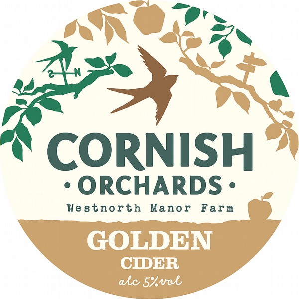 Cornish Orchards Gold