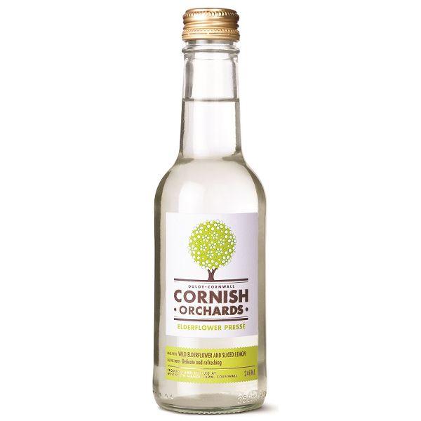 Cornish Orchards Elderflower Presse