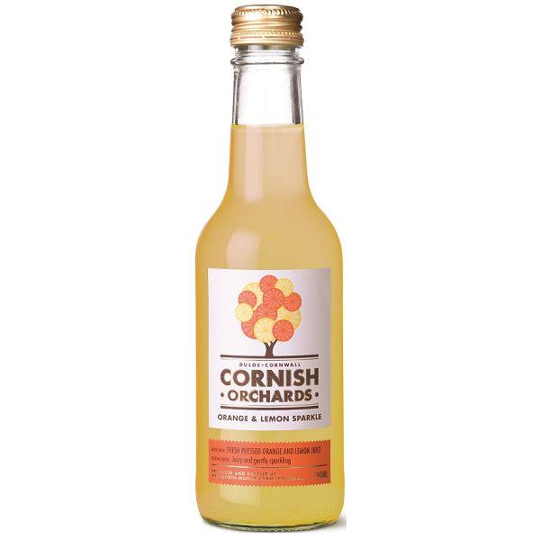 Cornish Orchards Orange & Lemon Sparkle