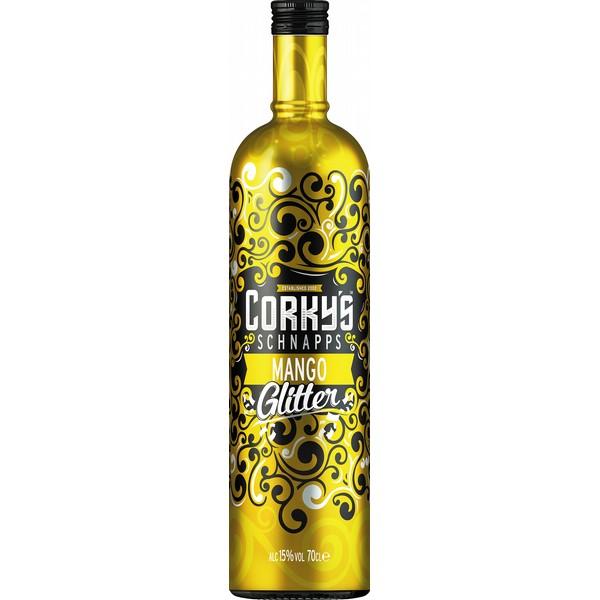 Corkys Mango Glitter