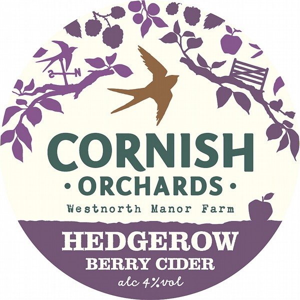 Cornish Orchards Hedgerow