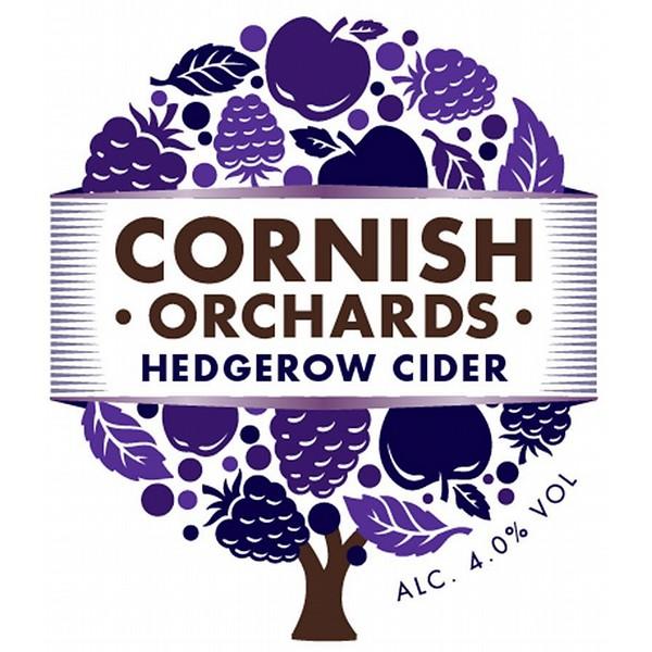 Cornish Orchards Hedgerow