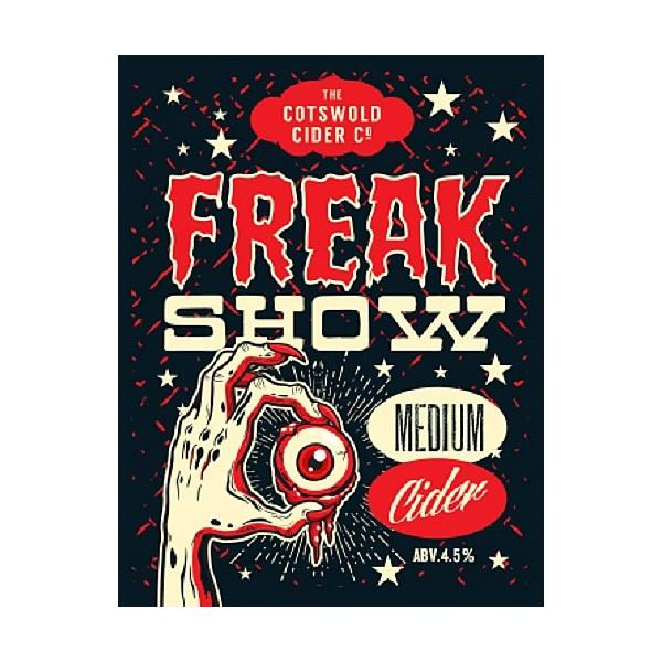 BIB Cotswold Cider Company Freak Show