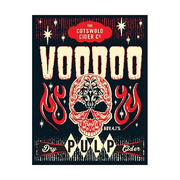 BIB Cotswold Cider Company Voodoo Pulp