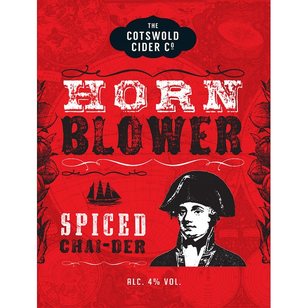 BIB Cotswold Cider Company Horn Blower