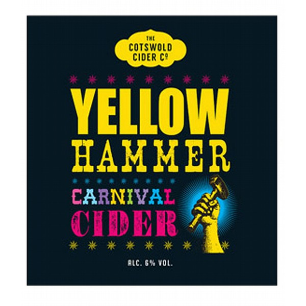 BIB Cotswold Cider Company Yellow Hammer