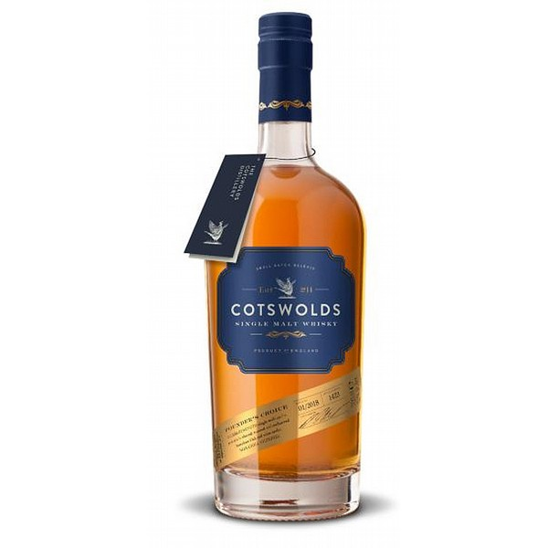 Cotswolds Founder's Choice Malt