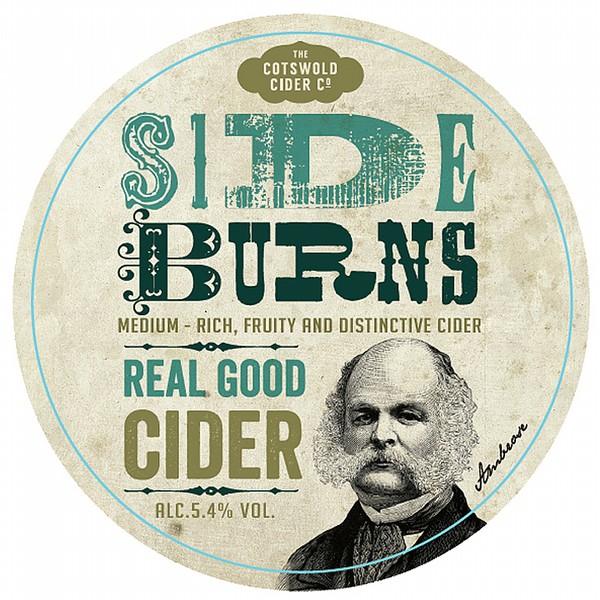 Cotswold Cider Co Sideburns