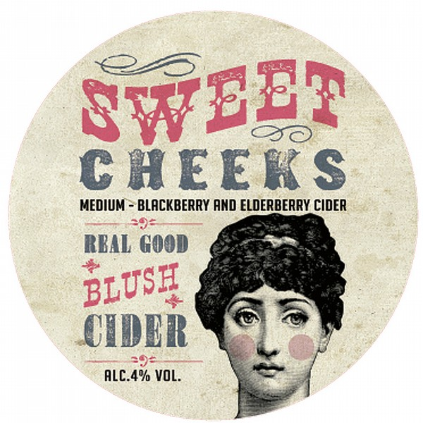 Cotswold Cider Co Sweet Cheeks