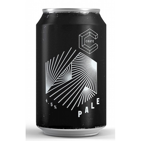 Crate Pale Ale Cans