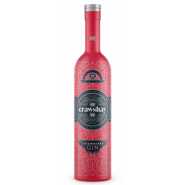 Crawshay Strawberry Gin