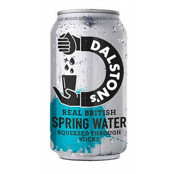 Dalston's Real British Spring Water